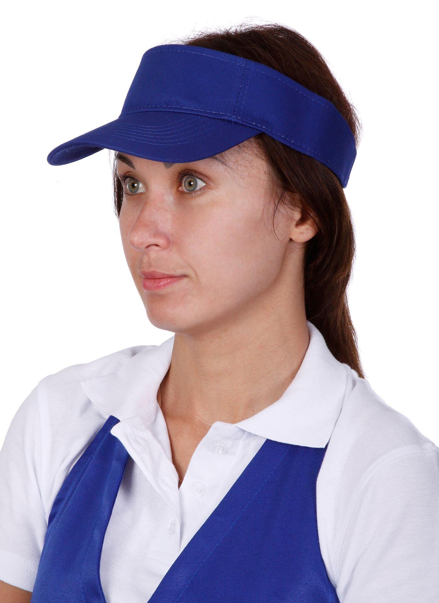 Чепчик официантки своими руками